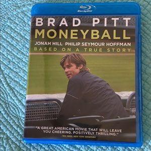 Brad Pitt Money Ball. Like new!